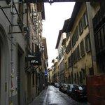 San Giorgio e Olimpic, Florence