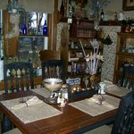 Cobblestone B&B Dining Room