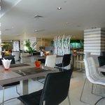 Restaurantbereich / Frühstücksraum
