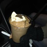 Chocolate Mayan Shake