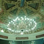 Stunning domed ceiling