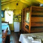 Colinda Cabana room