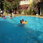 fun @ pool