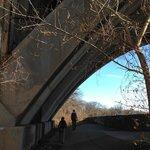 Under the Key Bridge