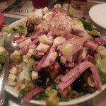 Antipasto salad $16