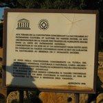 Temple of Hercules ・・・ユネスコ世界遺産遺跡の説明