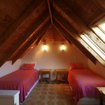 second bedroom,Tokatea /Kaipawa villa