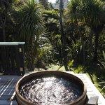 Hot tub - Moehau Villa