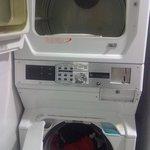 Lavatrice/asciugatrice
