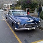 Vintage car trips available
