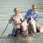 Horse Riding lake