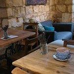 Cosy, rustic interior