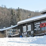 Short distance from Hafjell Lodge to Alpin Apartments Sorlia
