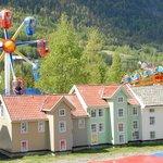 Husene i Lilleputthammer