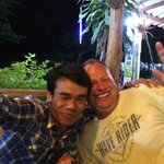 Cheffe und ich