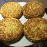 tortillitas de patata individuales