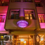 Photo de Cem Sultan Hotel