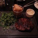 My Steak! Yum!