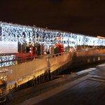 Кораблик Bateaux parisiens