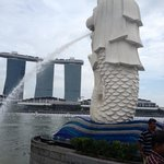 Singapore Water front