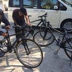bike for u to explore around..FOC!!!