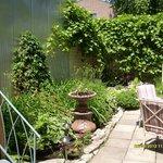 jardin et detente
