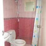 Private Toilet & Shower