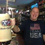 Hacker Pschorr  Oktoberfest our # 1 selling beer