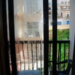 Condensation on iinside of balcony doors