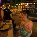 Dinner at Asia Caribe by Paul Retherford