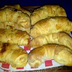 Bacon & Cheese Croissants