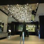 Spectacular new lobby
