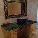 Traditional Balinese bathroom
