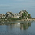 Rock House at Plougrescant
