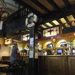 Inside the Boat Inn