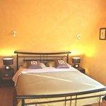 chambre Abricot lit en 160