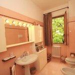 Bagno privato camera Magnolia