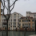View from opposite side Canal Grande