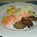 Plato de Pescado , Fish dish