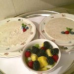 Absolutely fabulous porridge