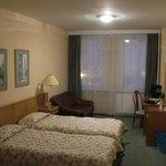 camera doppia con letti separati