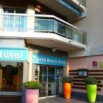 Entrée TIERCE BEACH HOTEL