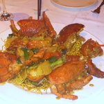 Lobster with noodle (advance order)