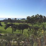 Torrey Pines 18th hole