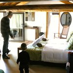 la chambre familiale