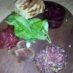Mezze Platter at Nguni