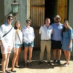 Besök på Ernie Els Winery