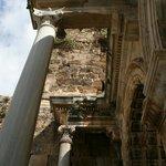 onderkant van de hadrian gate