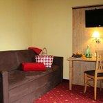 Doppelzimmer Komfort mit Zustellbett