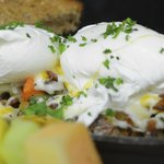 Breakfast served Saturday / Sunday / holiday Mondays 10am - 2pm
